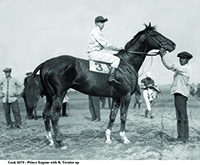 Prince Eugene won the 1913 Belmont Stakes